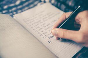 Você sabe qual a importância de elaborar um bom checklist